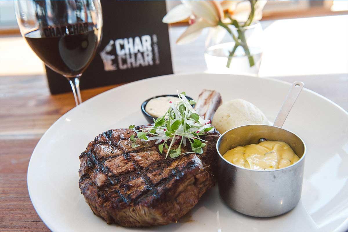 500g Rib Eye Steak